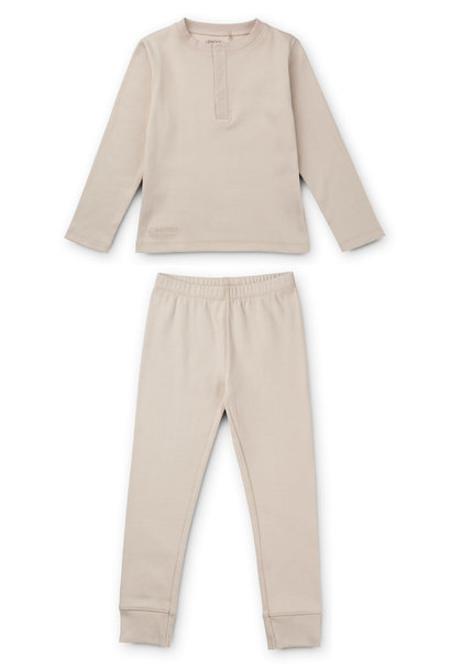 Wilhelm pyjamas set sandy