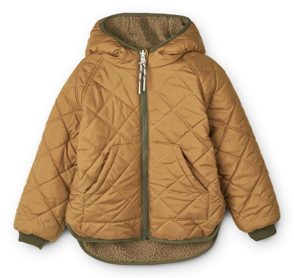Jackson reversible jacket golden caramel-3