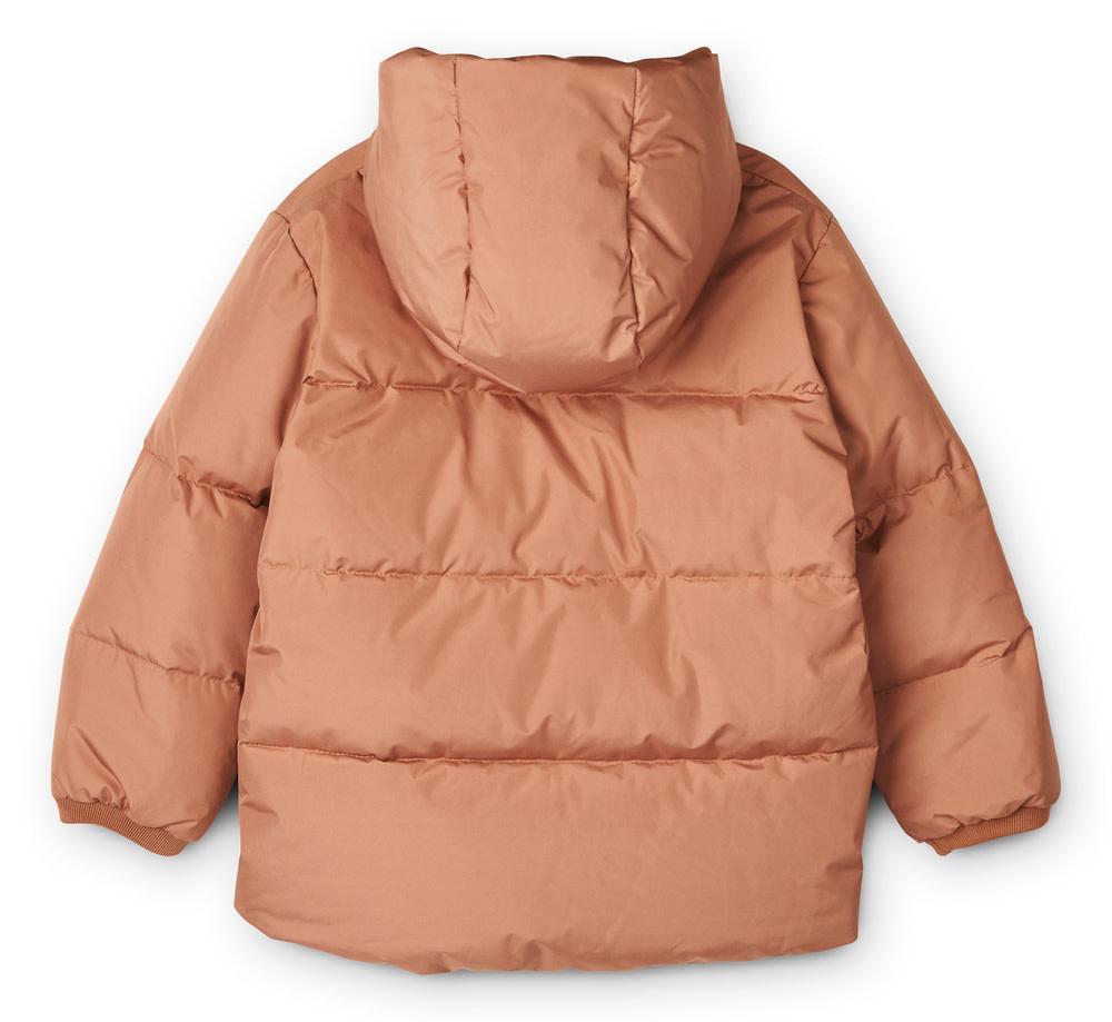 Palle puffer jacket tuscany rose baby-2
