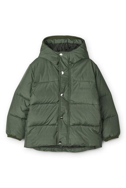 Palle puffer jacket hunter green baby