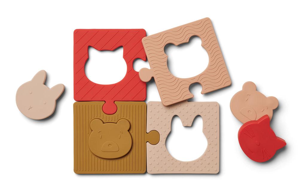 Bodil puzzle rose multi mix-1
