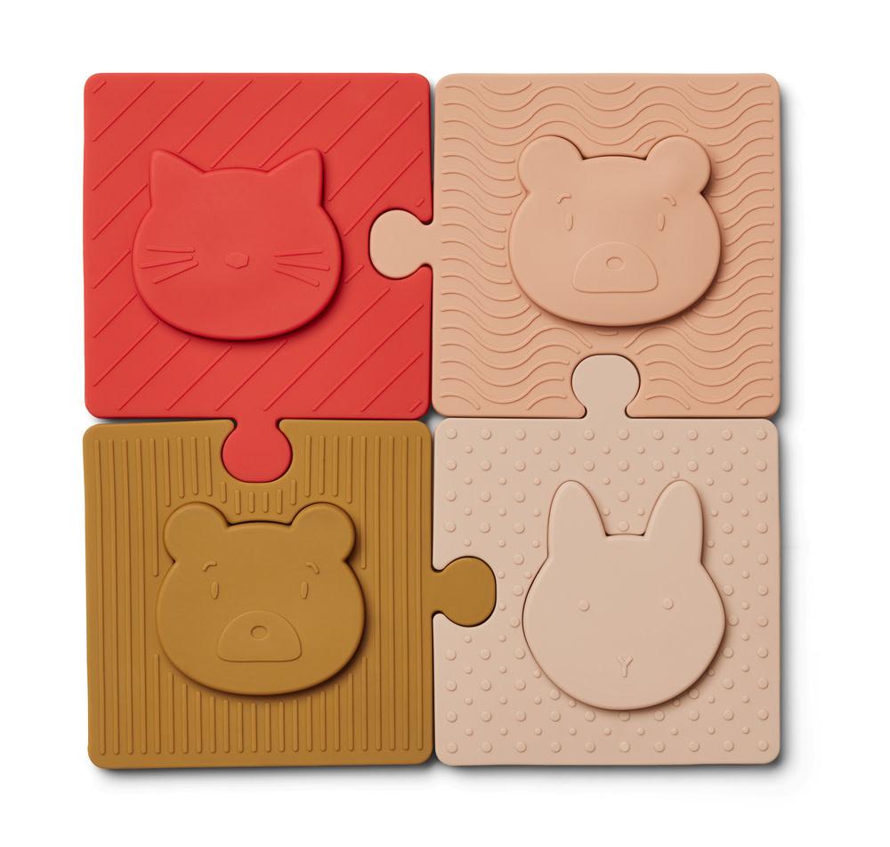 Bodil puzzle rose multi mix-3