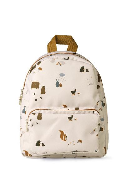 Allan backpack friendship sandy mix
