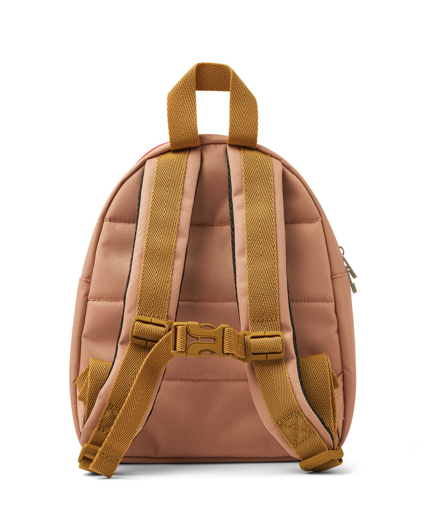 Allan backpack cat tuscany rose-2