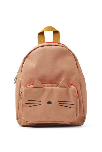 Allan backpack cat tuscany rose