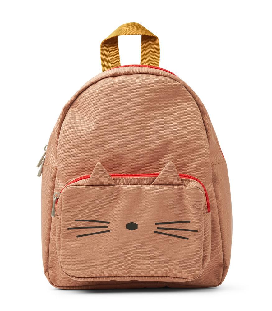 Allan backpack cat tuscany rose-1