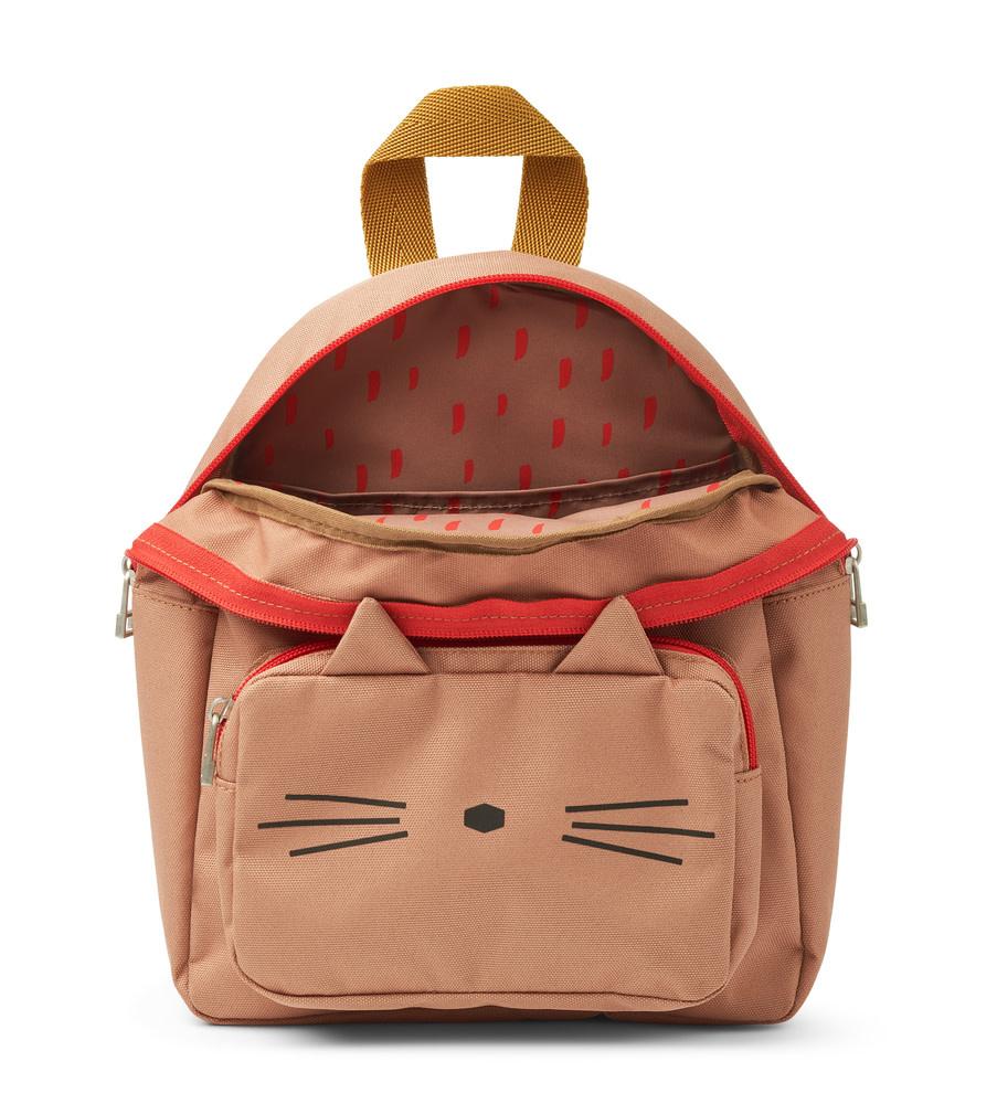 Allan backpack cat tuscany rose-3