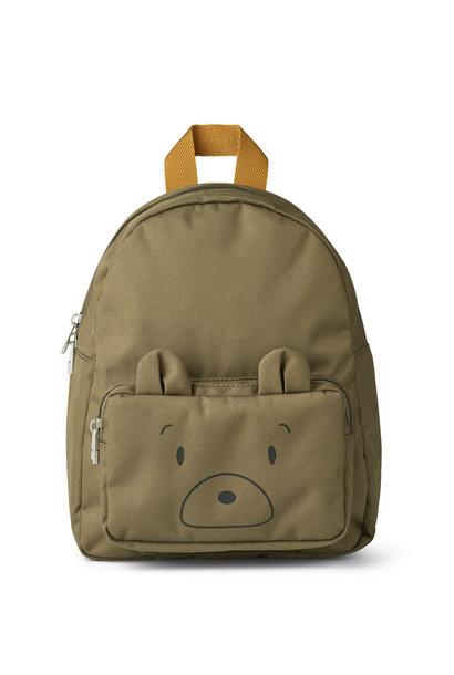 Allan backpack mr bear khaki