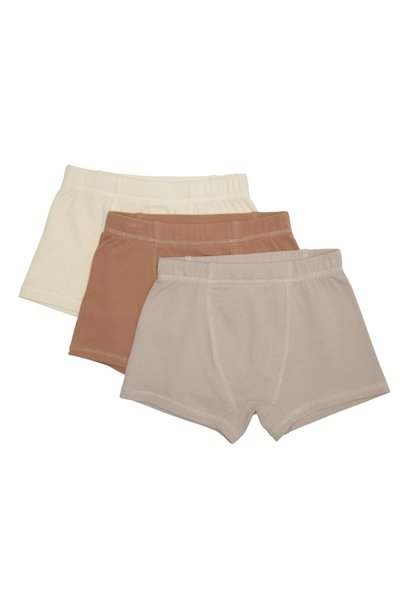 Boxer solid - 3 pack