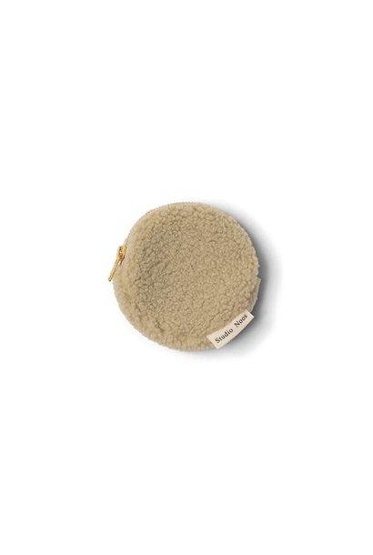 Pastel pistache wallet