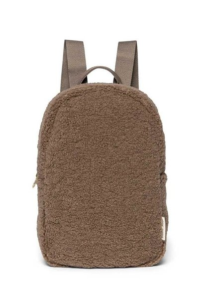 Brown mini chuncky backpack