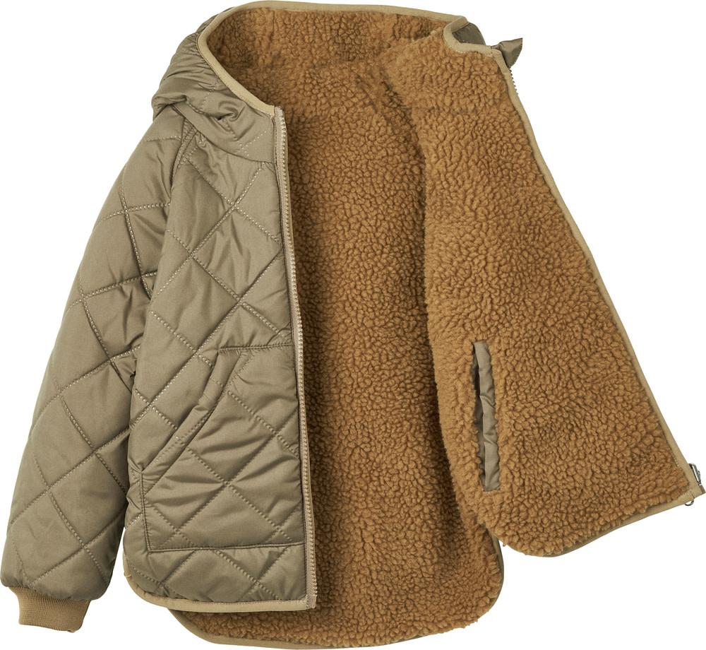 Jackson reversible jacket khaki-2