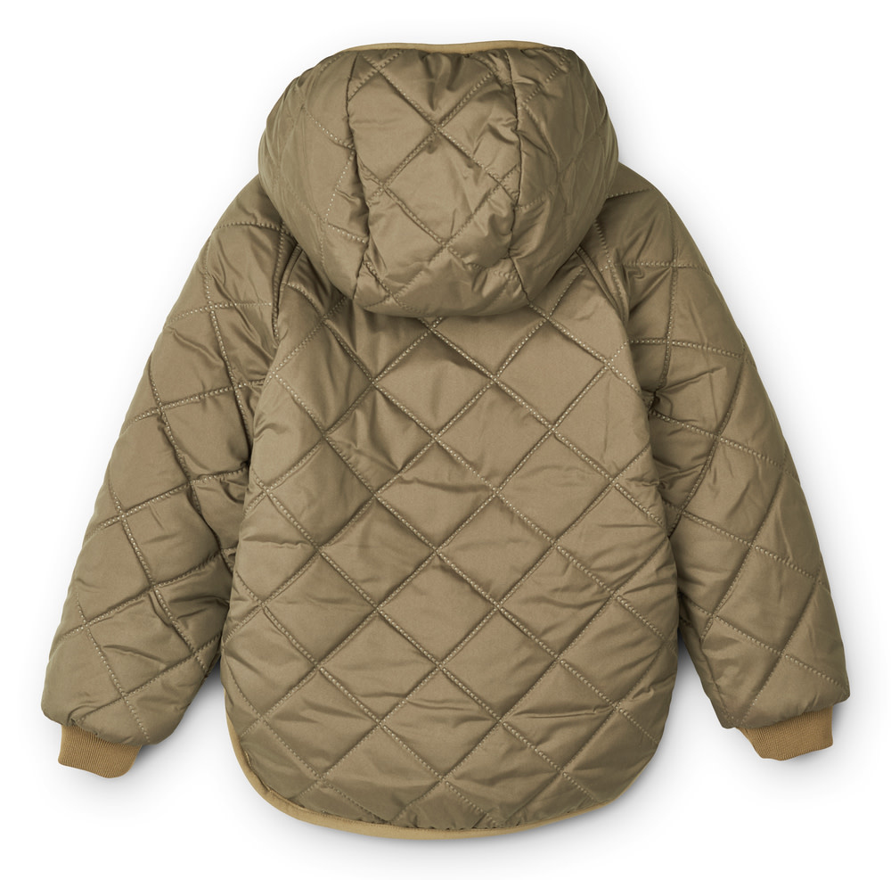Jackson reversible jacket khaki-4