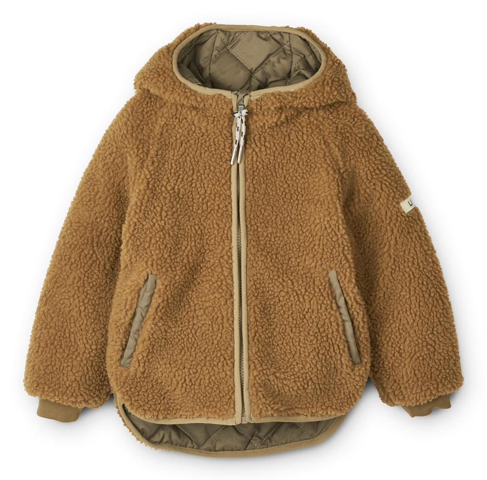 Jackson reversible jacket khaki-1