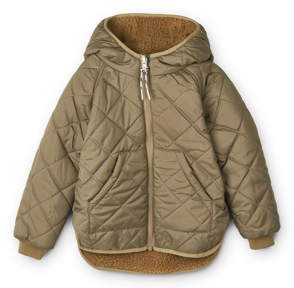 Jackson reversible jacket khaki-5