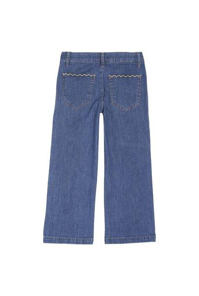 Trousers medium bleach baby