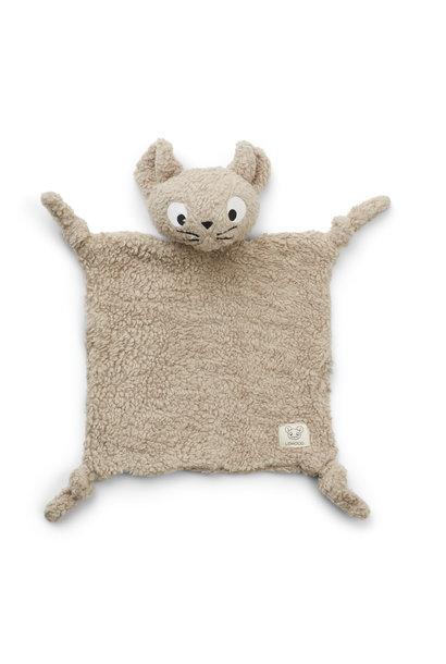 Lotte cuddle cloth mouse pale grey