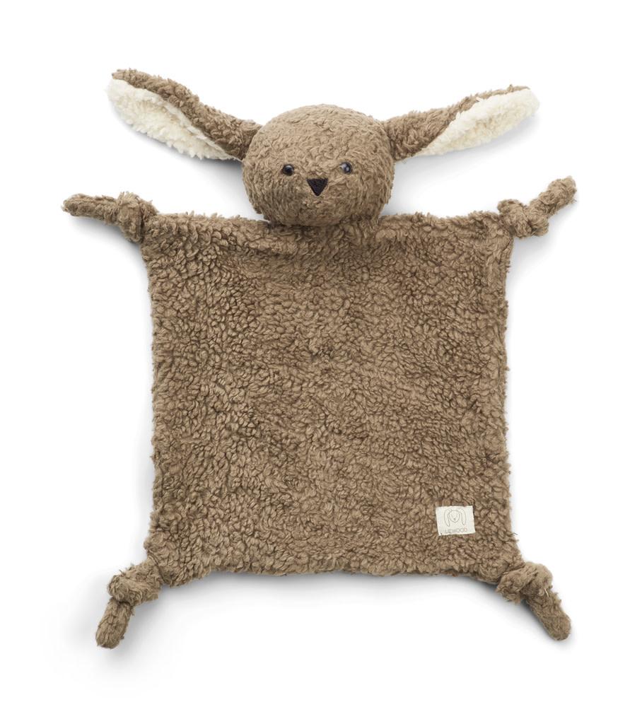 Lotte cuddle cloth rabbit khaki-1