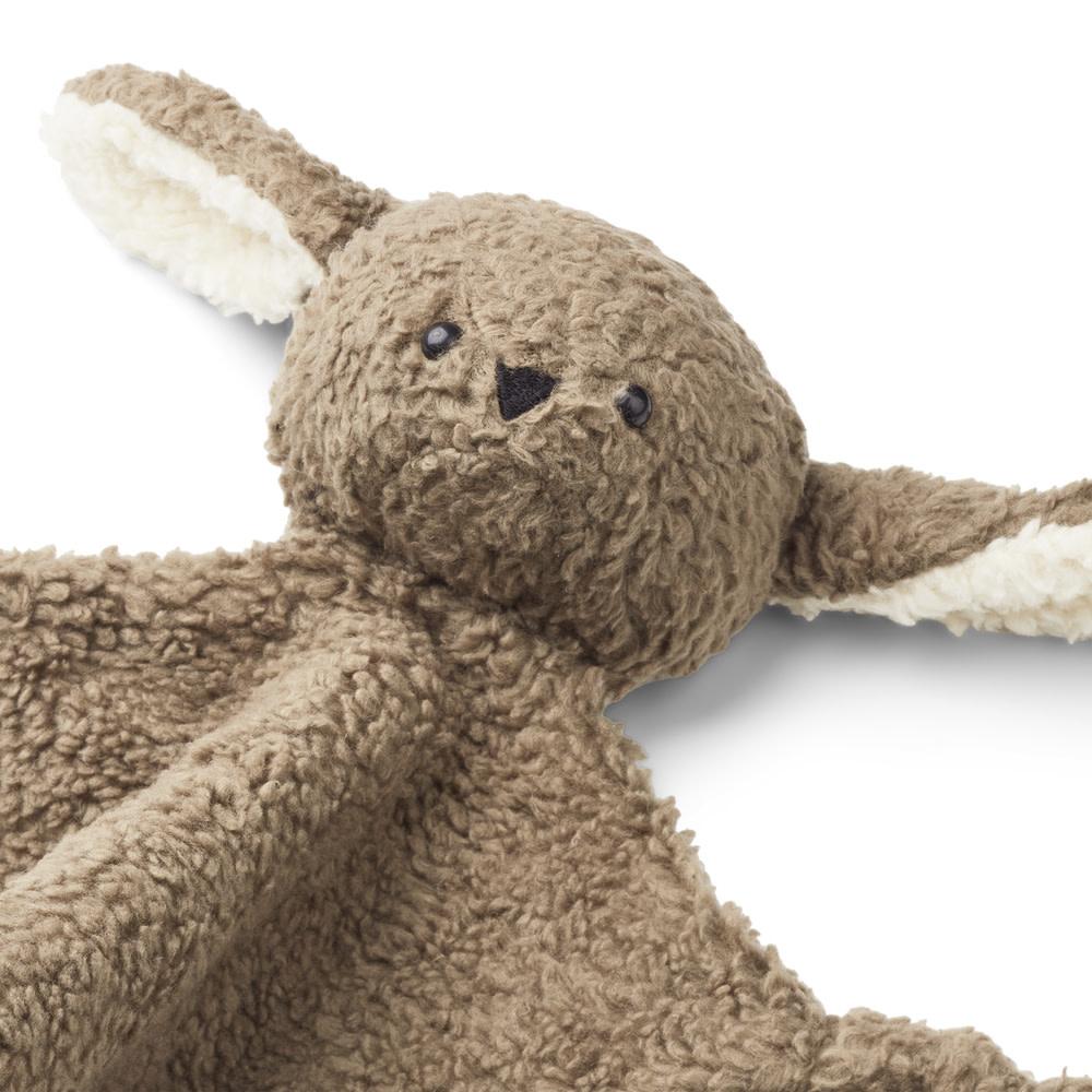 Lotte cuddle cloth rabbit khaki-2