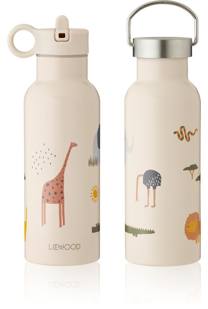Neo water bottle safari sandy mix