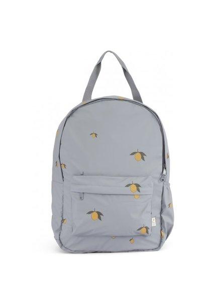 Rain kids backpack junior deux lemon french