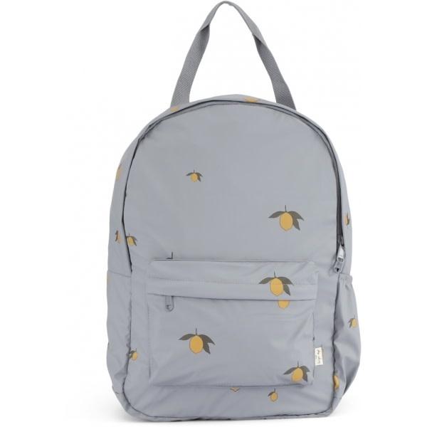 Rain kids backpack junior deux lemon french-1