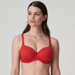 Madison mousse cup C-G scarlet
