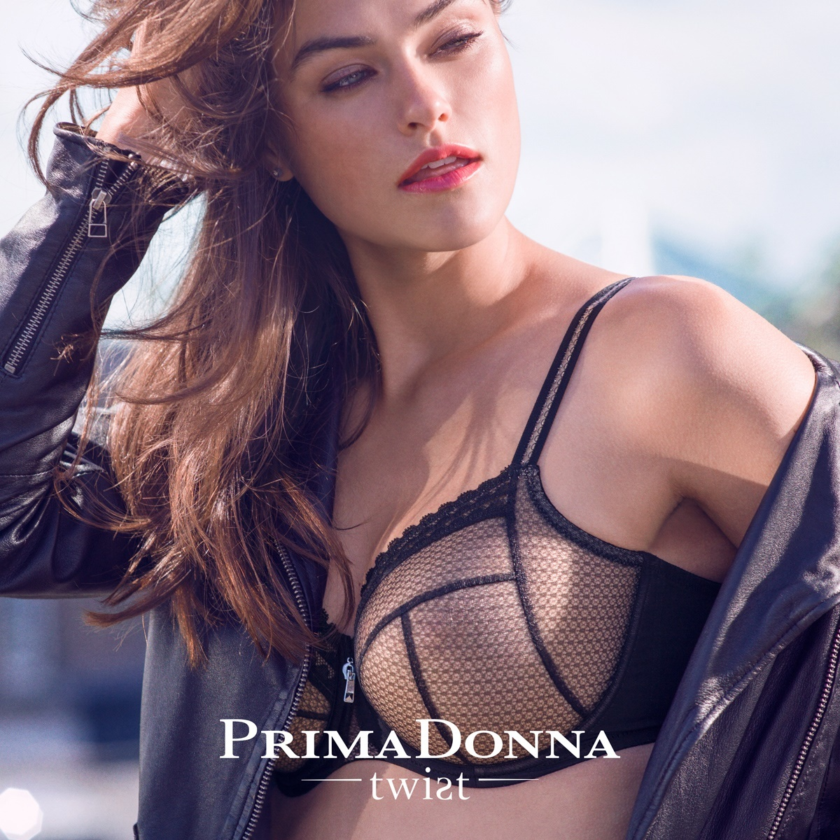PrimaDonna Twist Prima Donna Twist I want you mousse hart bh C-G zwart