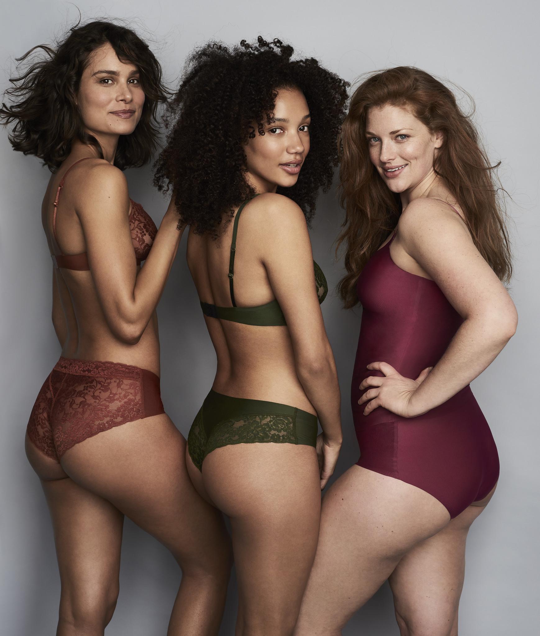 Ten Cate Ten Cate Secrets Lace brazilian lace back S-XL black