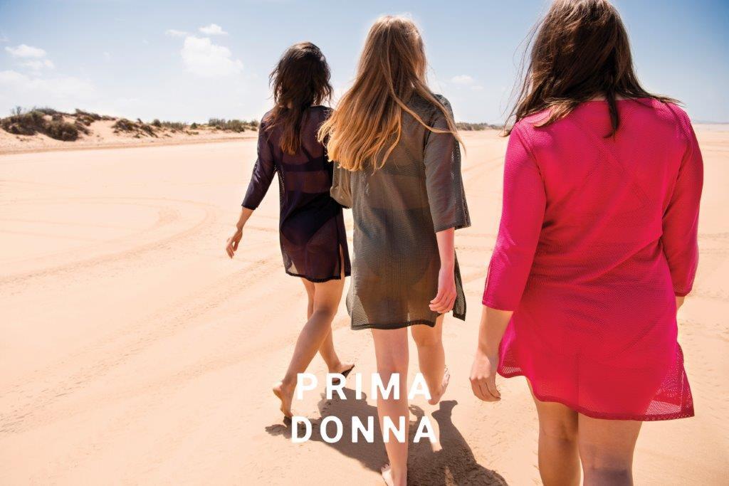 PrimaDonna SWIM Prima Donna Swim Holiday kaftan 36-46 barollo rood