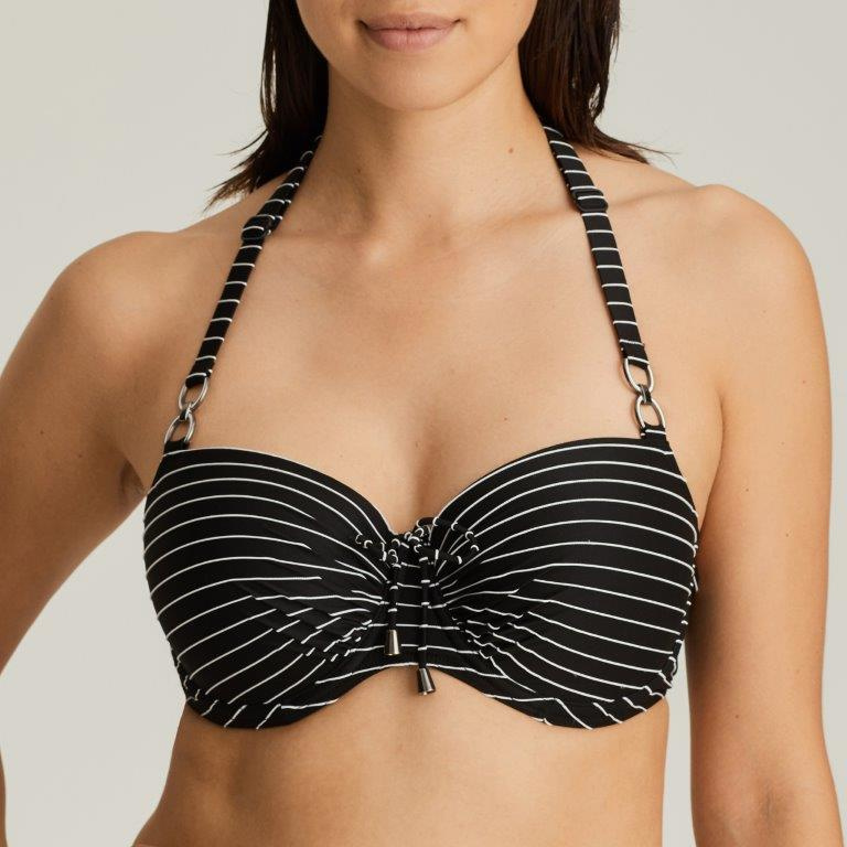 PrimaDonna SWIM Prima Donna swim Sherry balconnet mousse bikinitop C-H smoking