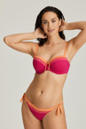 PrimaDonna SWIM Prima Donna SwimTanger heupslip met koordjes 36-44 pink sunset