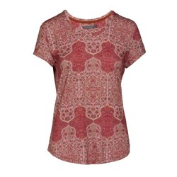 Saona Giulia top short sleeve S-XXL rose