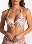 CYELL CYELL Mirage deep plunge padded bikinitop D-F