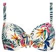 CYELL CYELL Paradise Morning padded bikinitop D-F