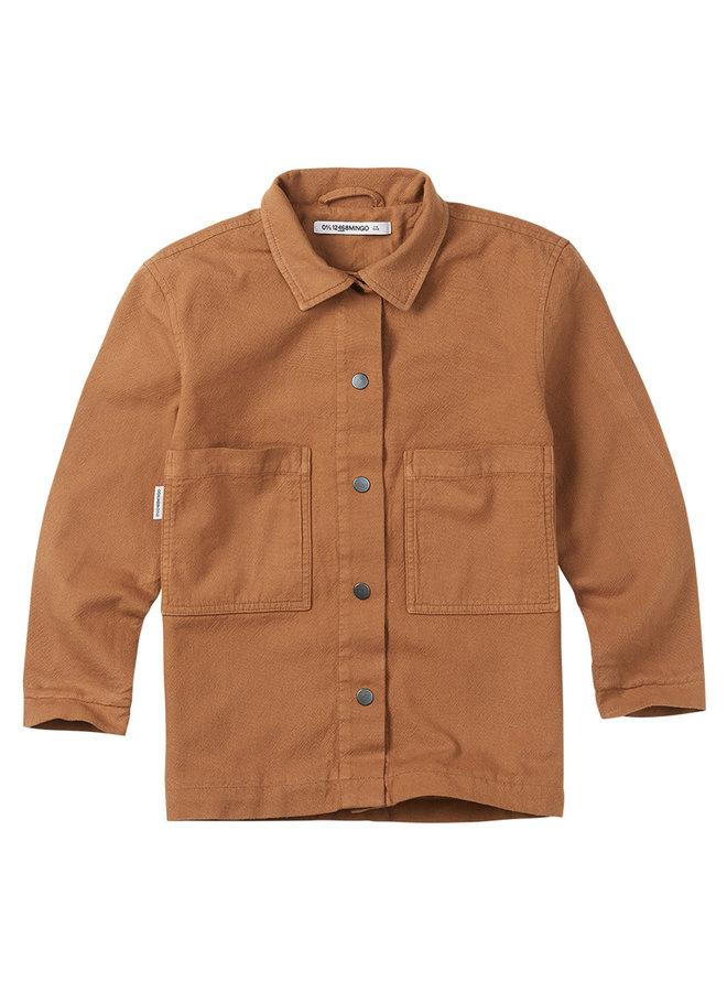 Mingo | jacket | caramel