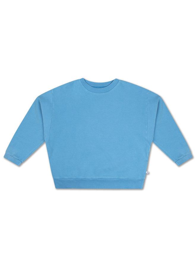 Repose AMS | crewneck sweater | bright sky blue