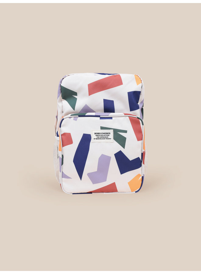 Bobo Choses | shadows all over backpack