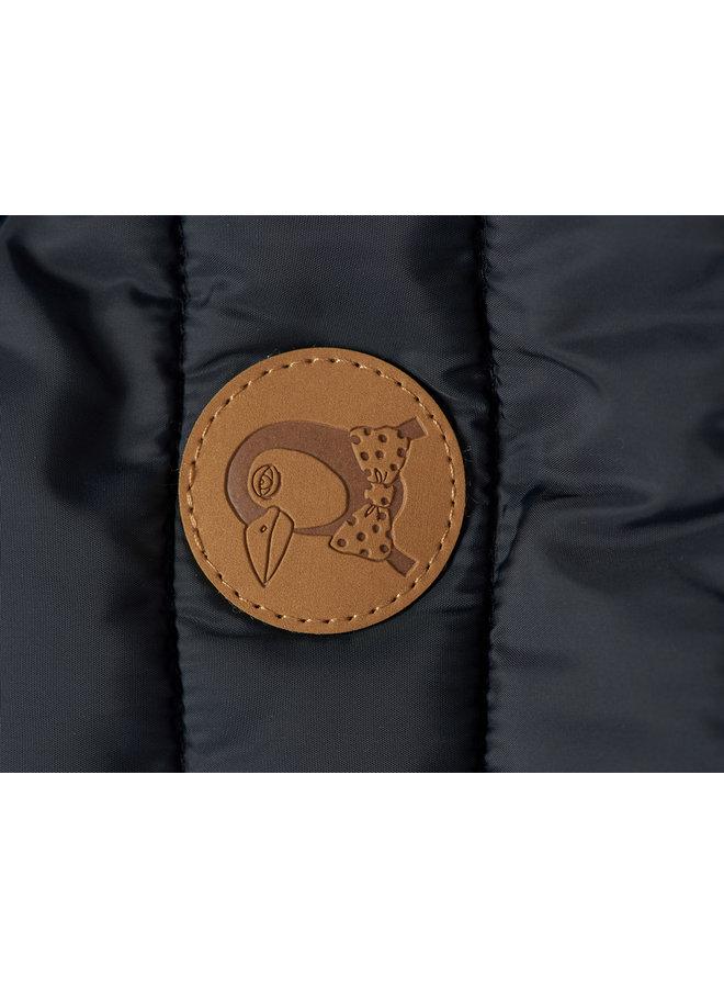 Mini Rodini | leopard insulator jacket