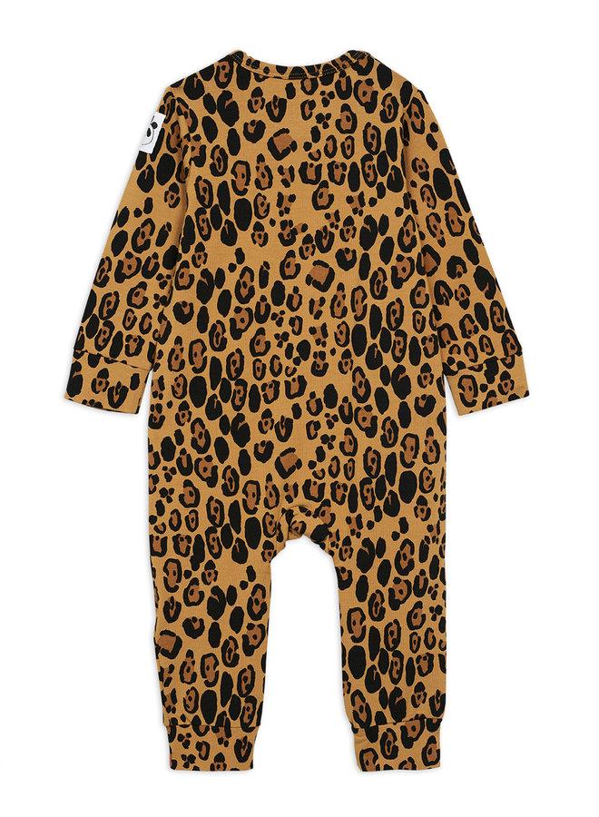 Mini Rodini | basic leopard jumpsuit