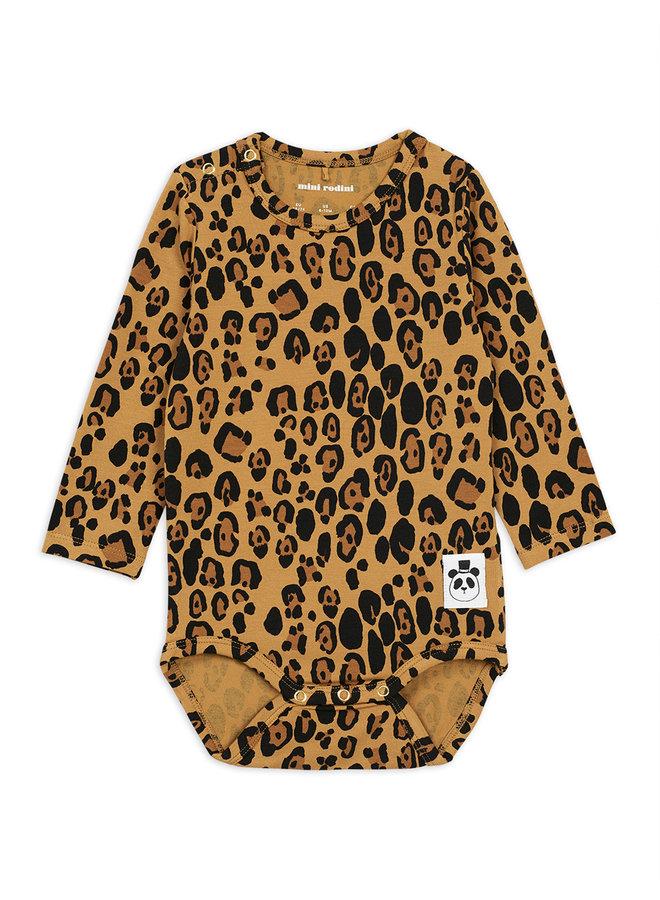 Mini Rodini | basic leopard ls body