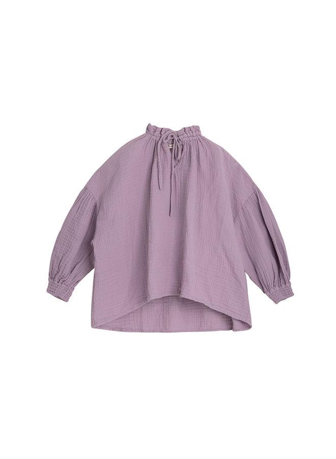 The New Society | olivia blouse | lavanda