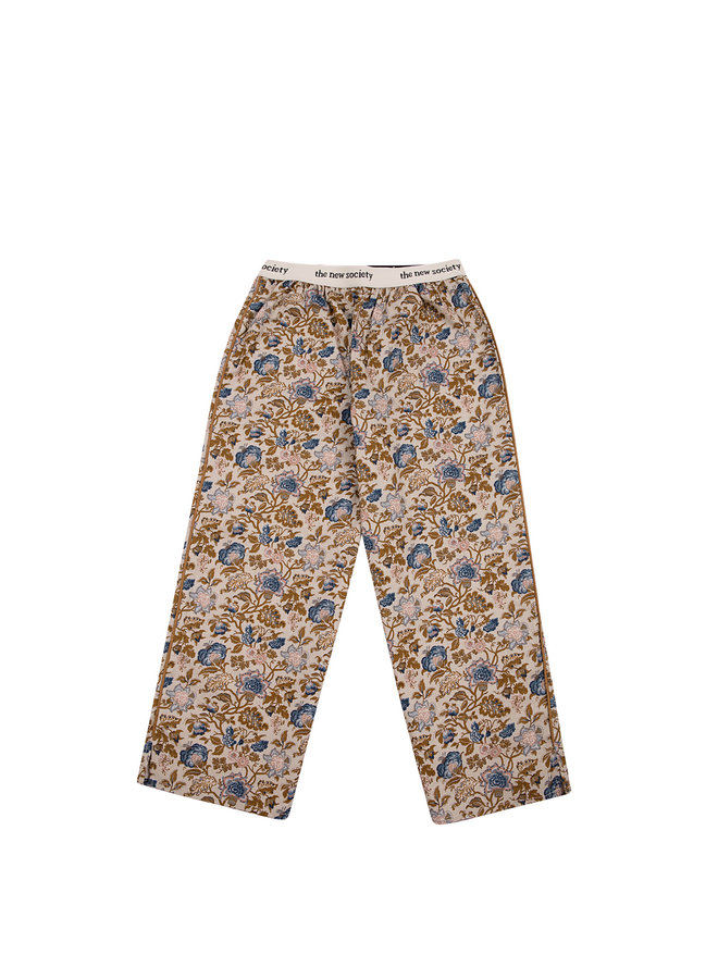 The New Society | luisa pant | vintage flower