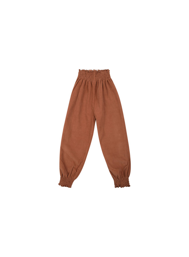 The New Society | bambi pant | caramel