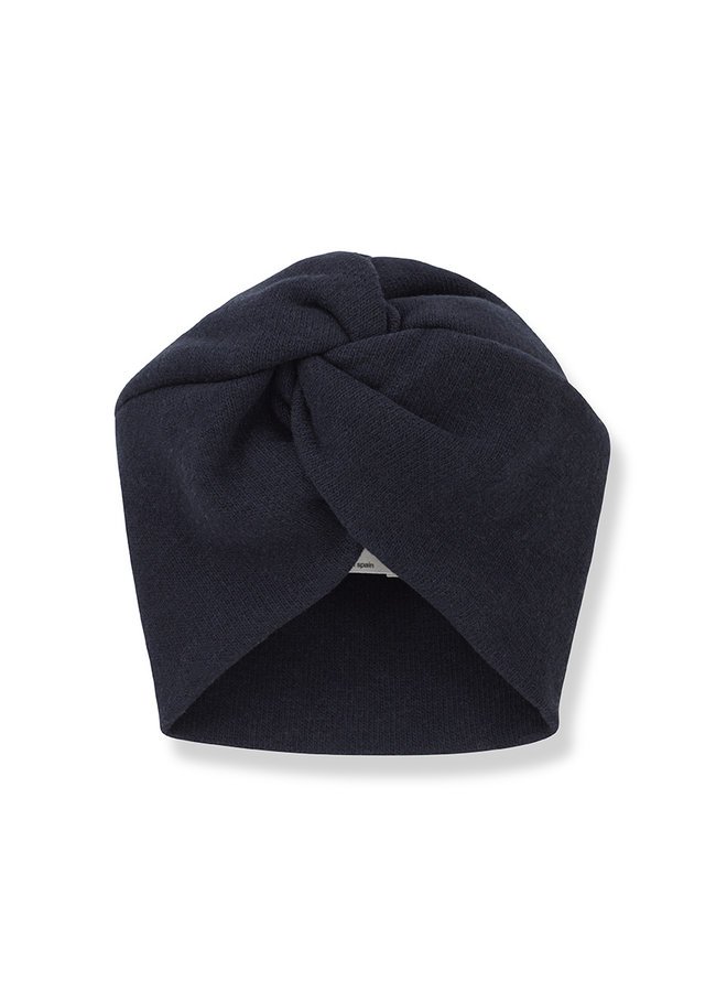 1+ in the family | mola beanie | blue notte