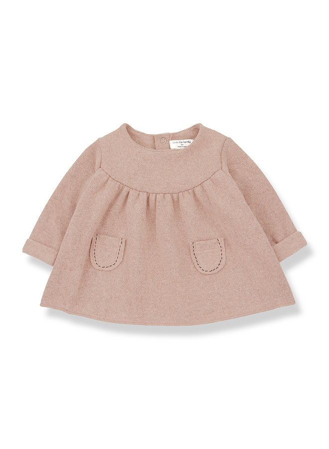 1+ in the family | mariola dress | rose