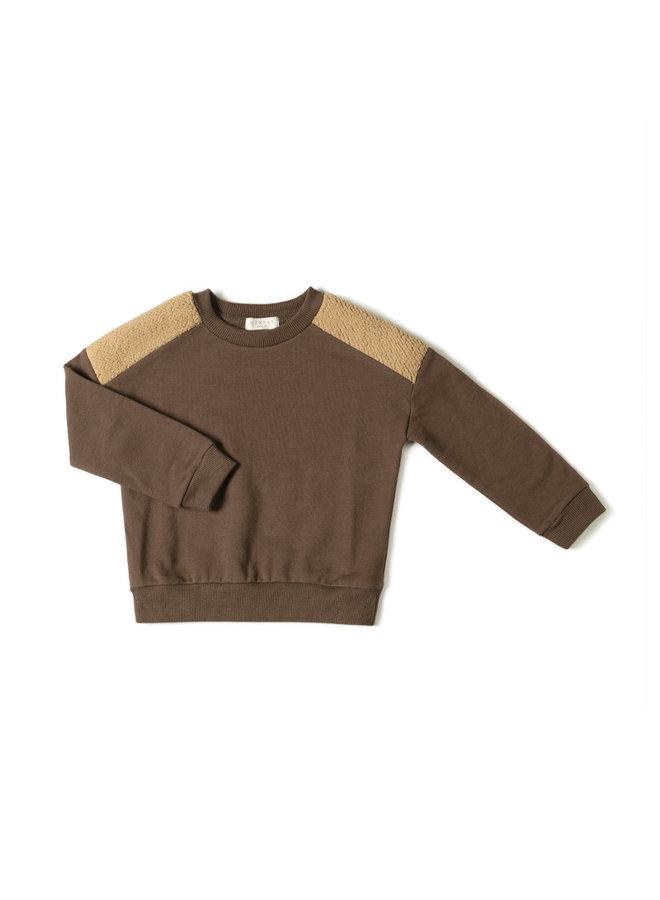 Nixnut | par sweater | choco