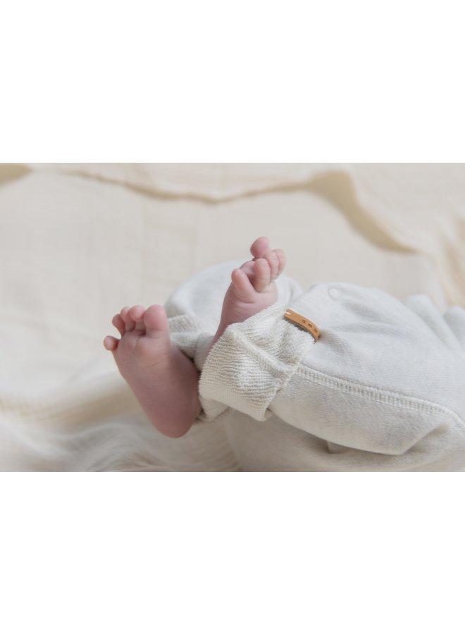 Nixnut | born onesie | dust