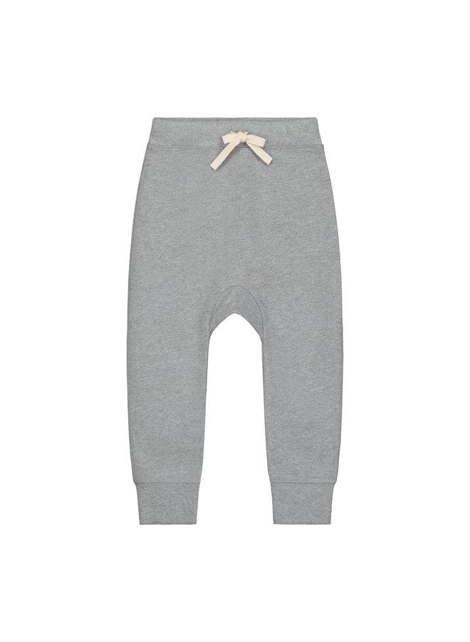 Gray Label   baggy pants   grey melange