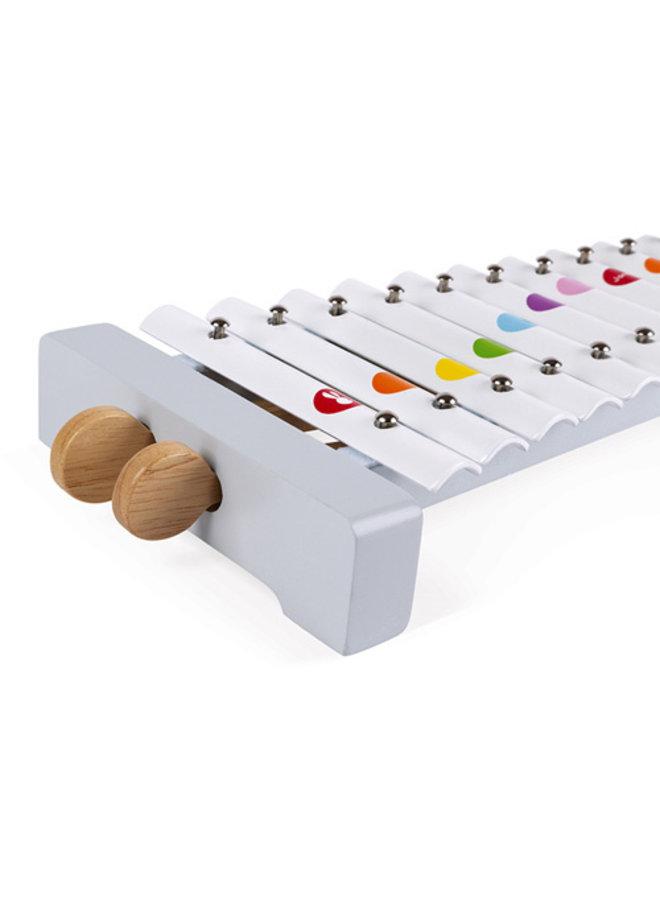 Janod | confetti | xylofoon metaal